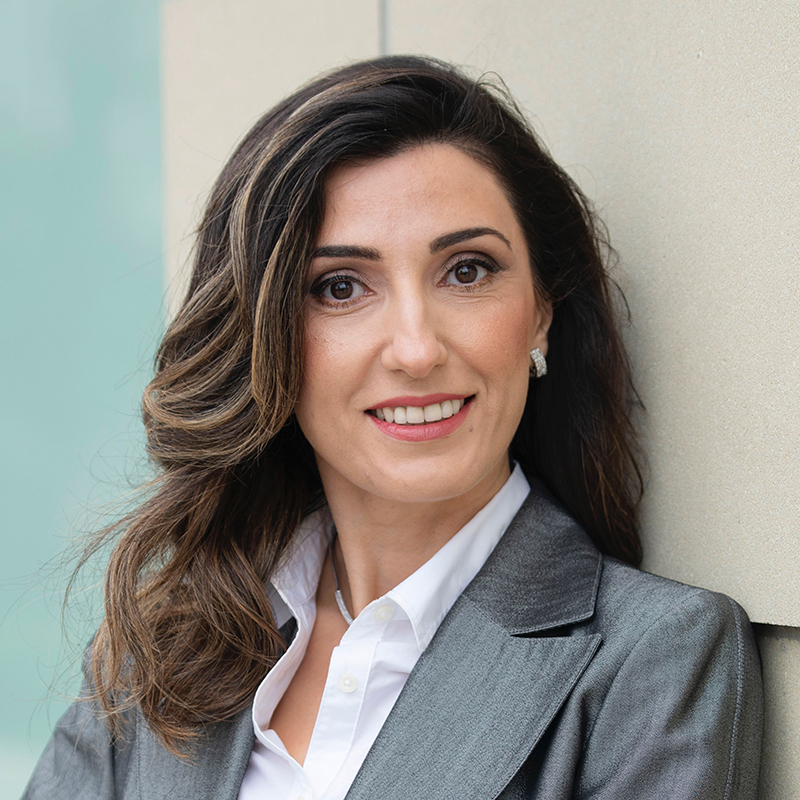 Maggie Massih Team Humanity USA